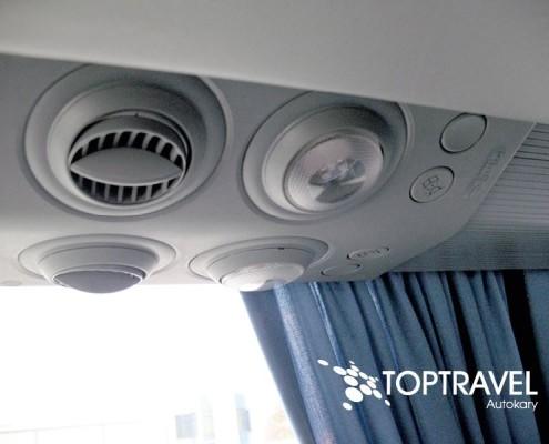 Wynajem autokarów TOP TRAVEL Warszawa - Bova komfort klimatyzacja
