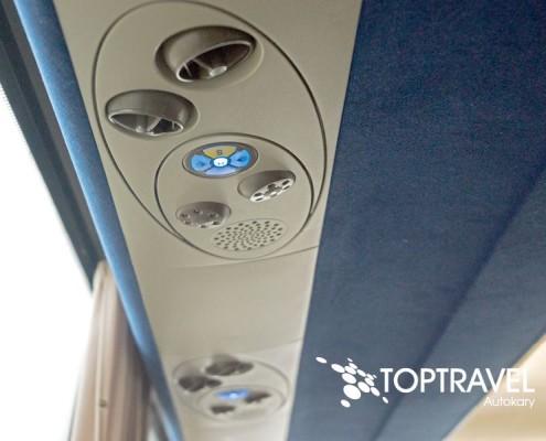 Wynajem luksusowych autokarów VDL New Futura - TOP TRAVEL -komfort klimatyzacja