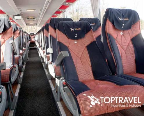 Top Travel Autobusy Autokary