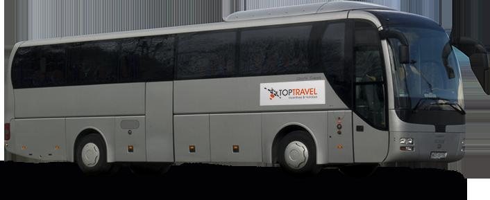TOP TRAVEL - luksusowe autokary
