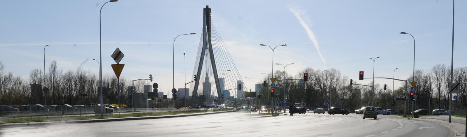 Most Świętokrzyski Warszawa