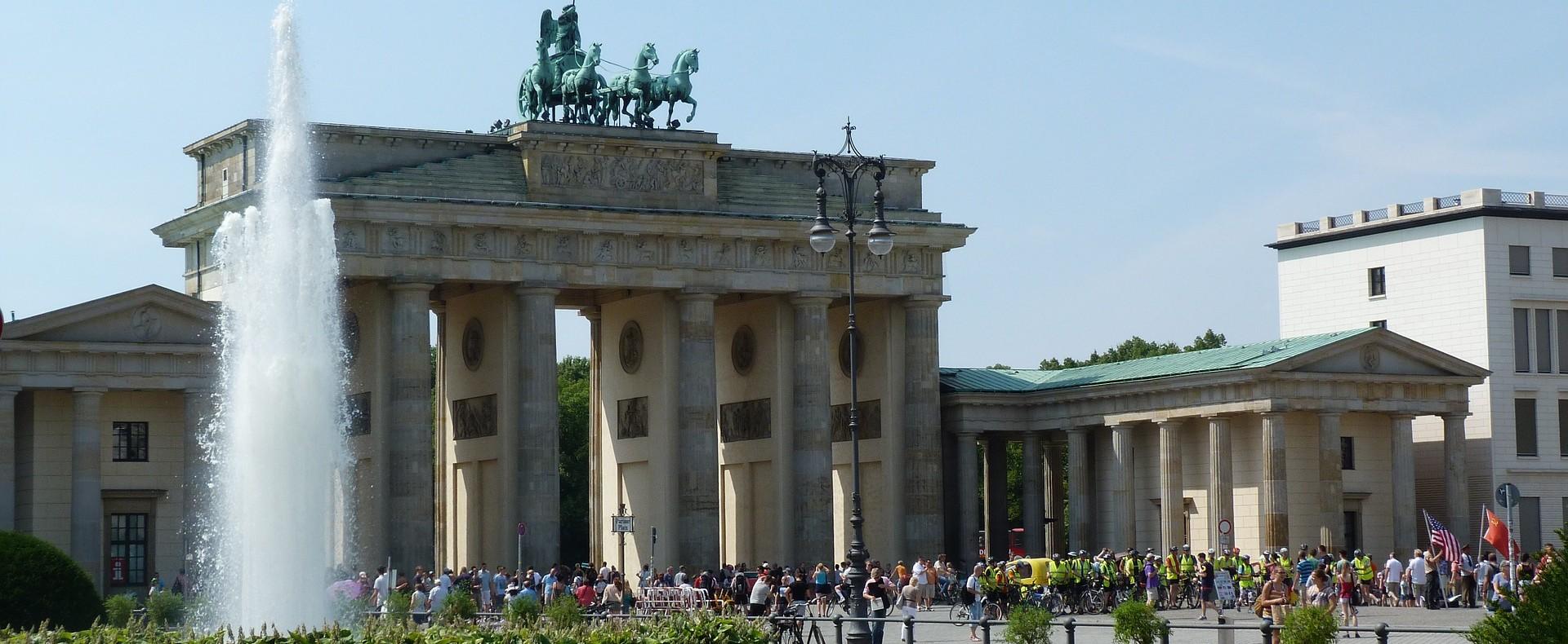 Busy do Niemiec przewozy Berlin
